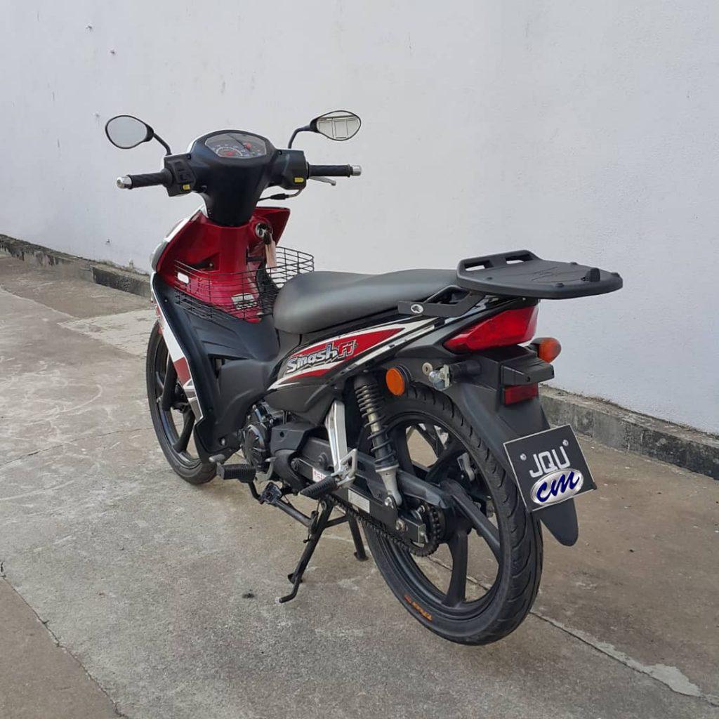 Suzuki Smash 110 Fi 2015