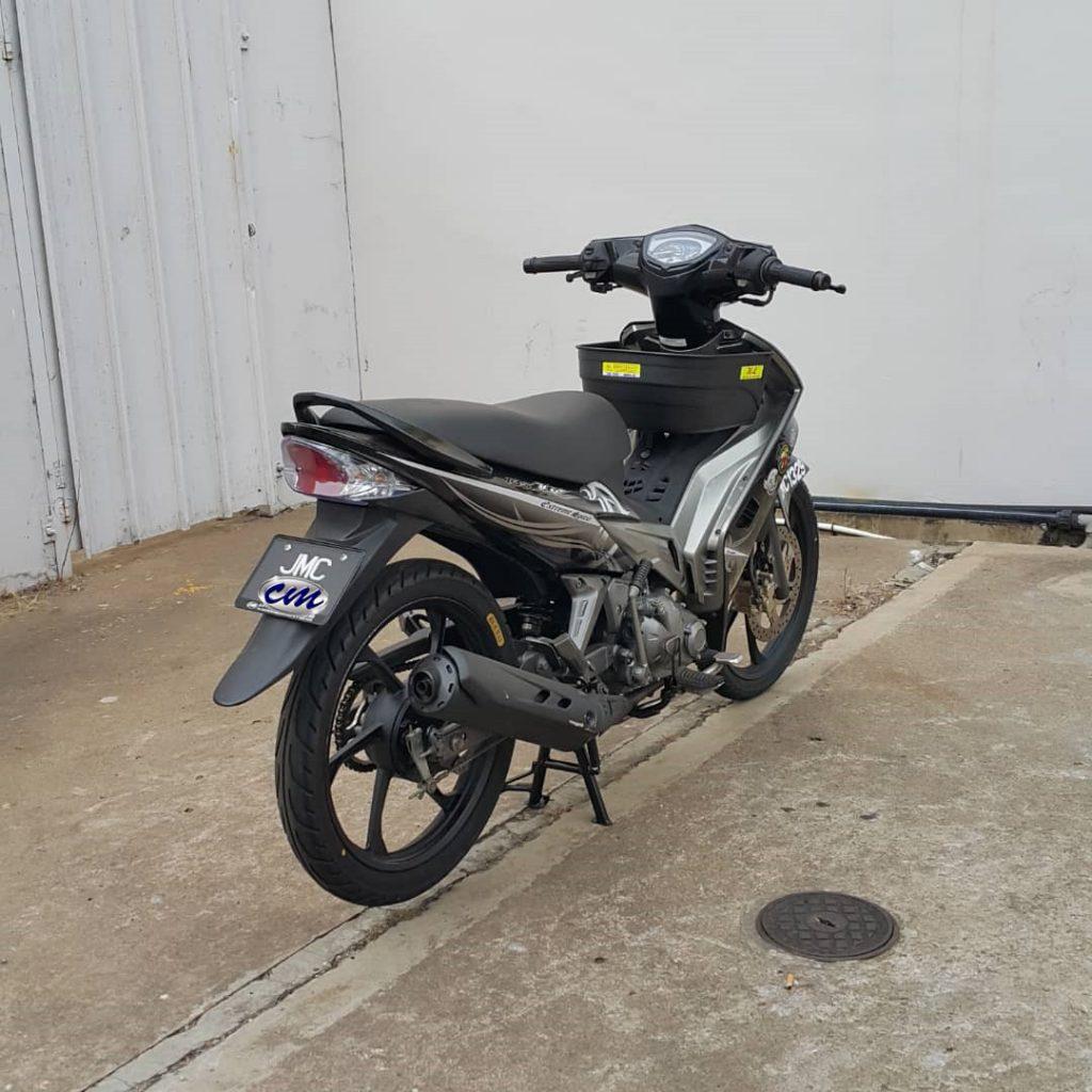 Yamaha LC 135 ES Clutch Tangan ( V1 ) 2010