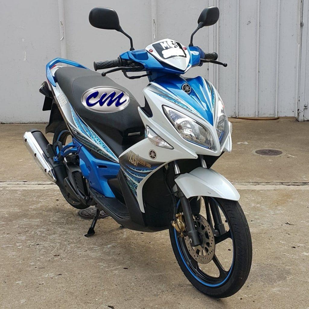Yamaha Nouvo LC 135 2015