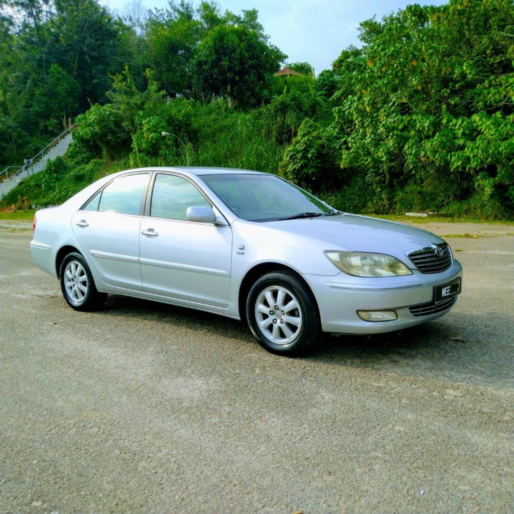 Toyota Camry 2.4 Auto 2003