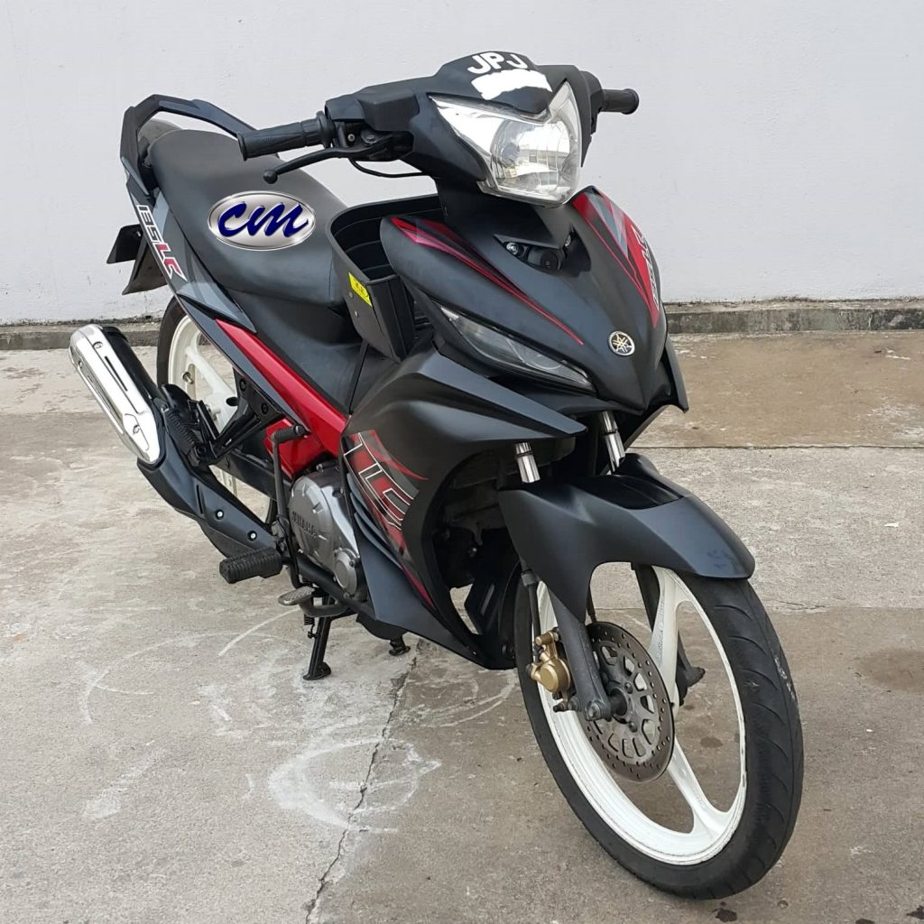Yamaha LC 135 V2 2013