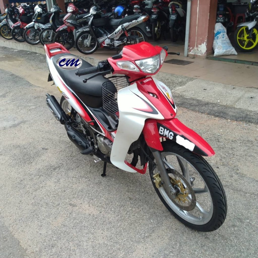 Yamaha Y 125 ZR 2013