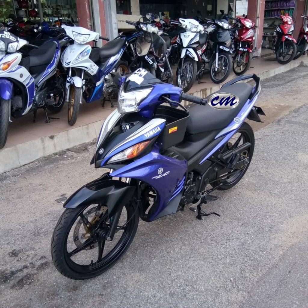 Yamaha LC 135 V3 2014