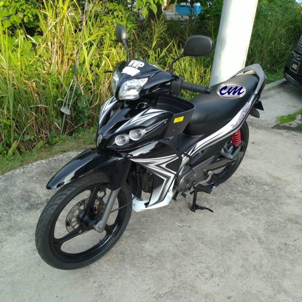 Yamaha Lagenda Z 115 2012