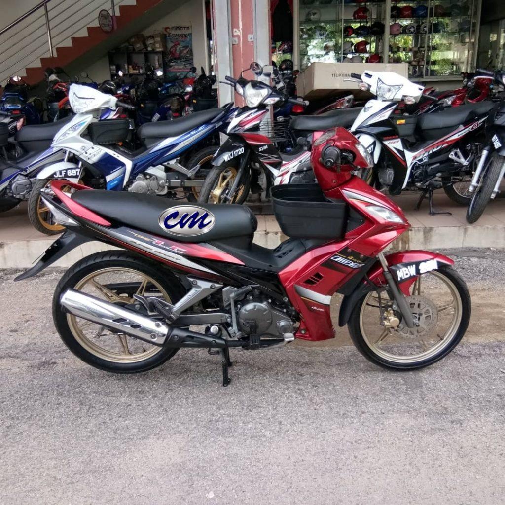 Yamaha LC 135 V1 2010