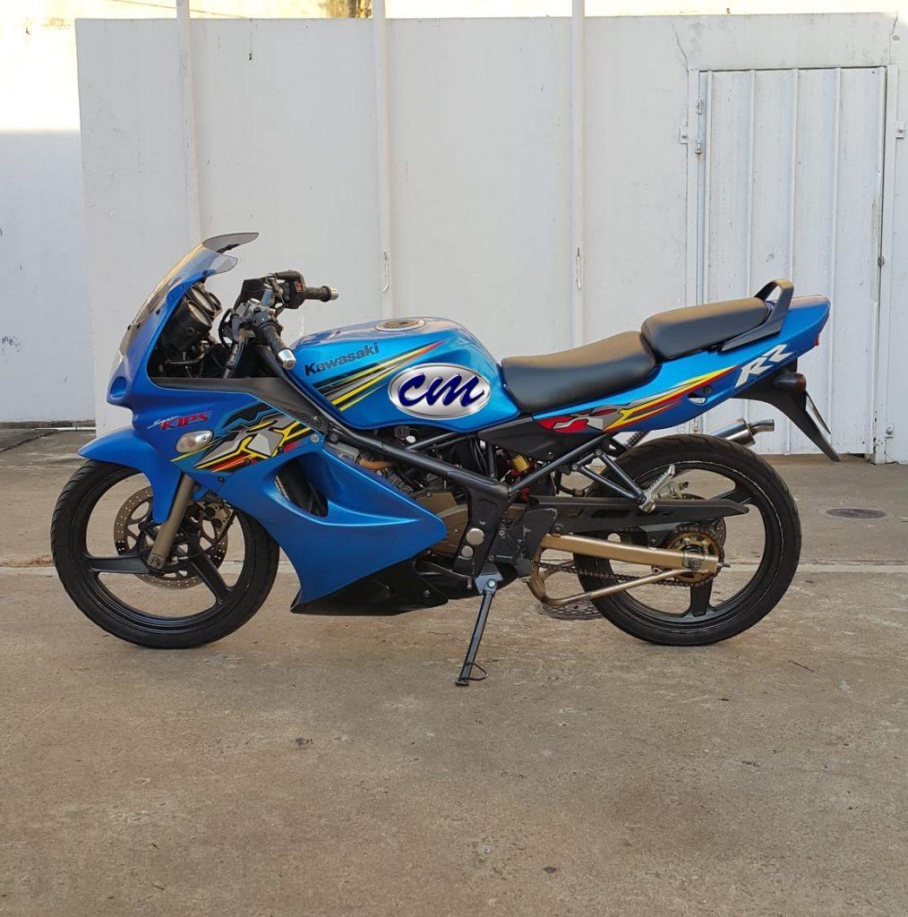 Kawasaki KR 150 RR 135 2014