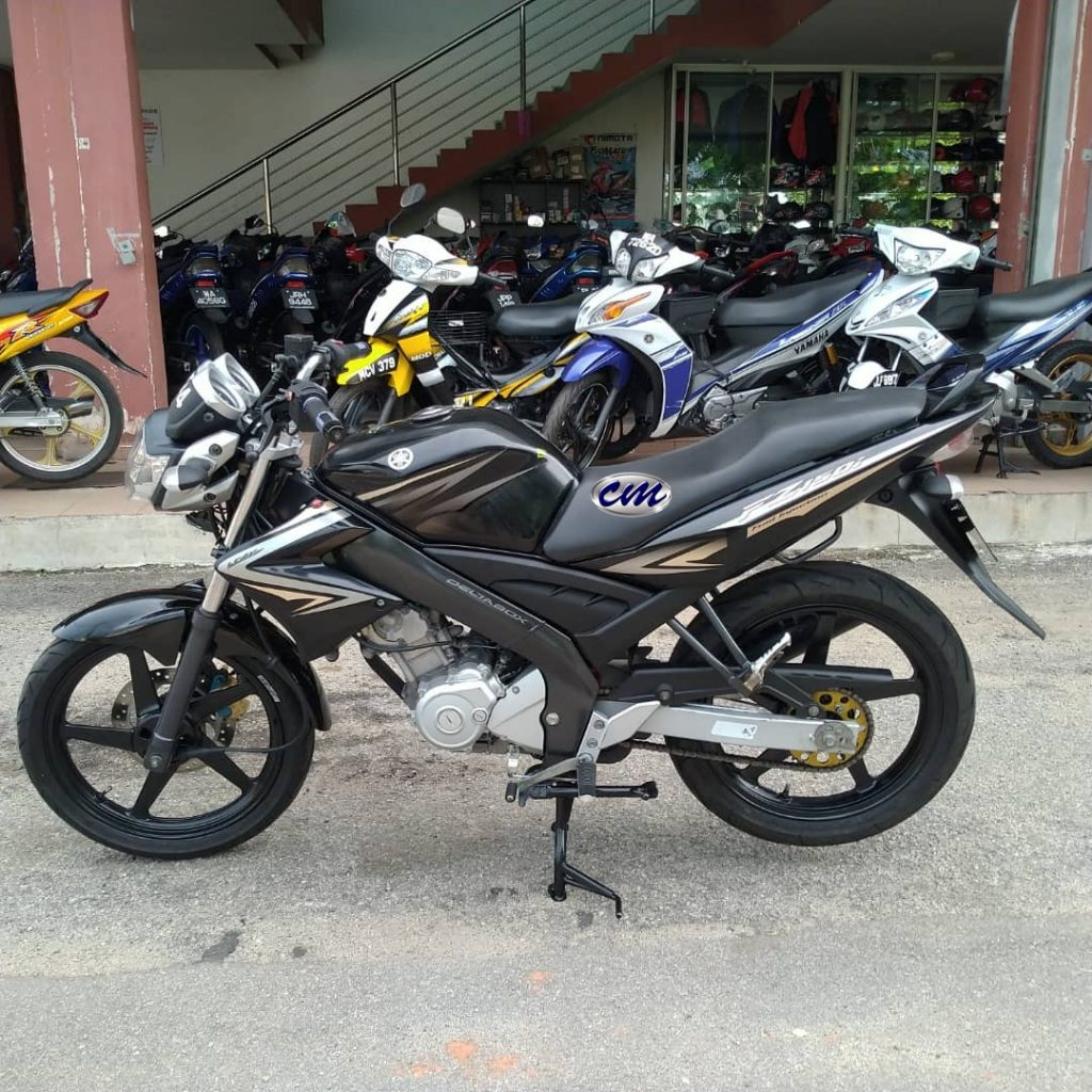 Yamaha FZ 150i 2012