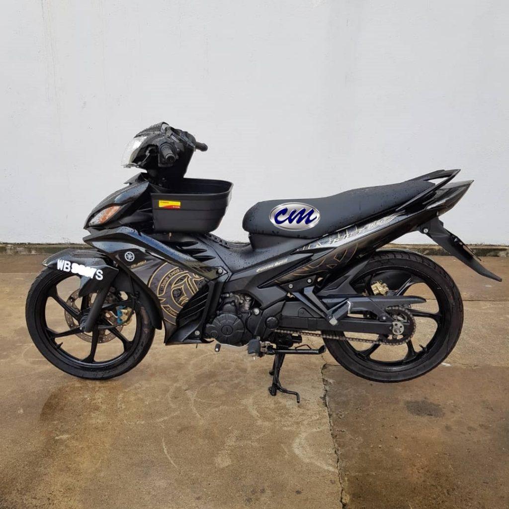 Yamaha LC 135 V3 2015