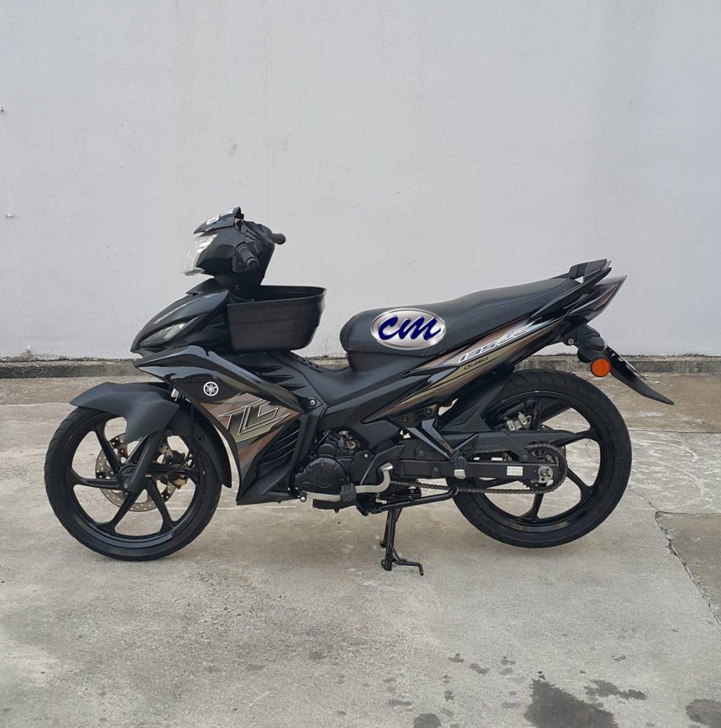 Yamaha LC 135 V4 2016