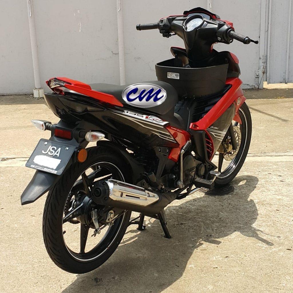 Yamaha LC 135 2017