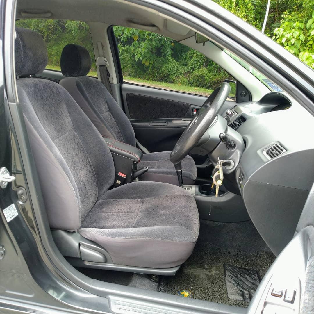 Toyota VIOS 1.5 Auto 2005