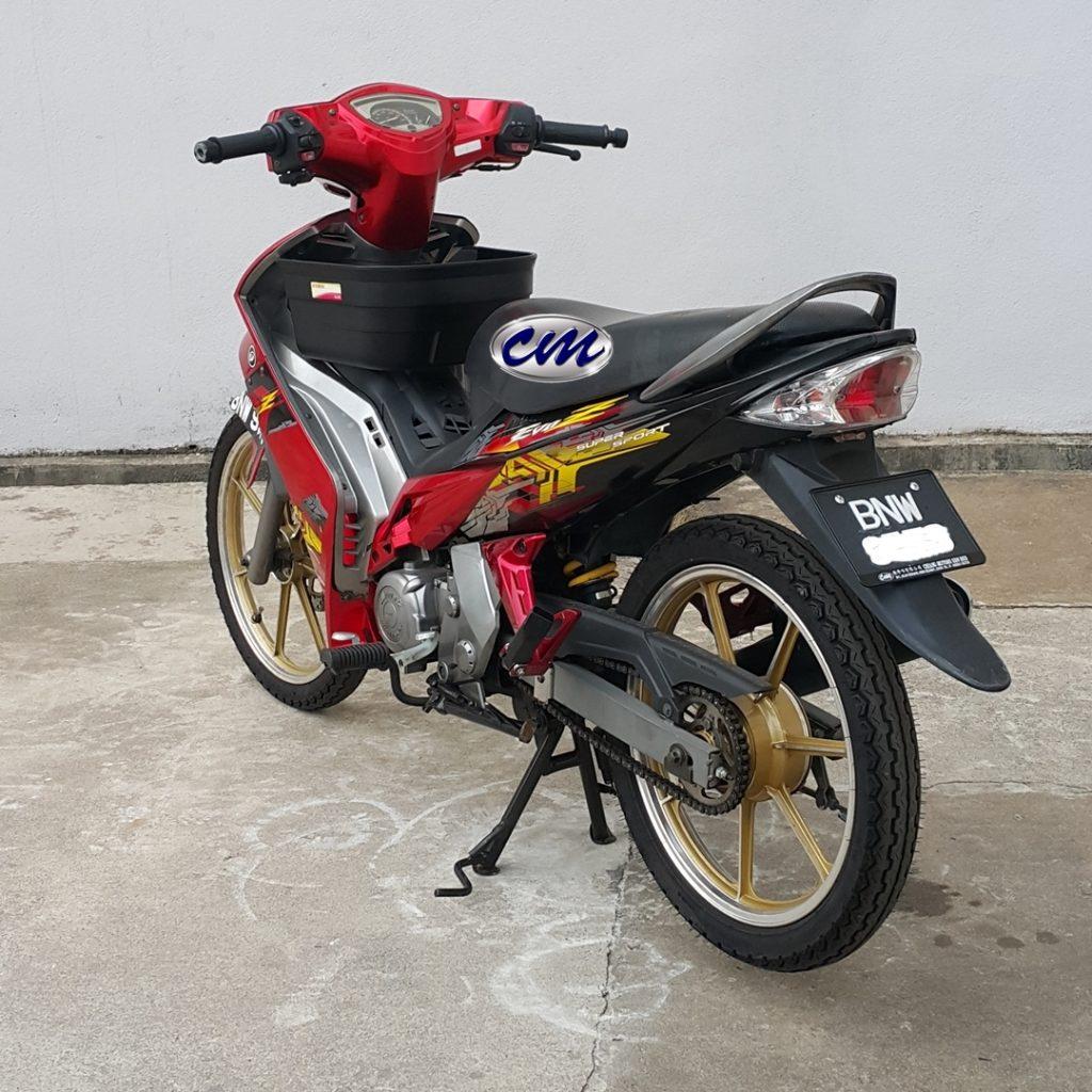 Demak Evo-Z 110 2016