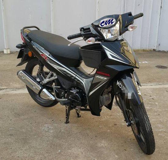 Honda Wave Alpha 110 2016