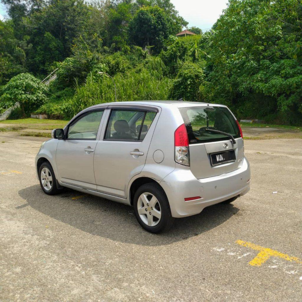 Perodua Myvi EZI 1.3 Auto 2010