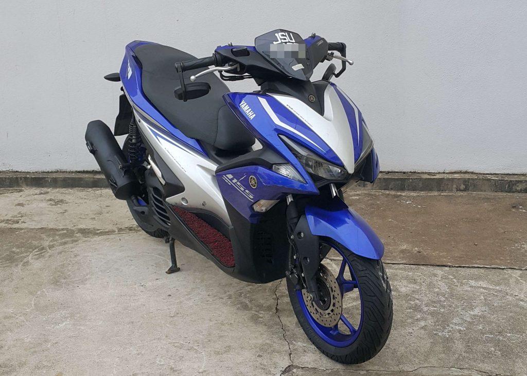 Yamaha NVX155 – 2018 – OTR