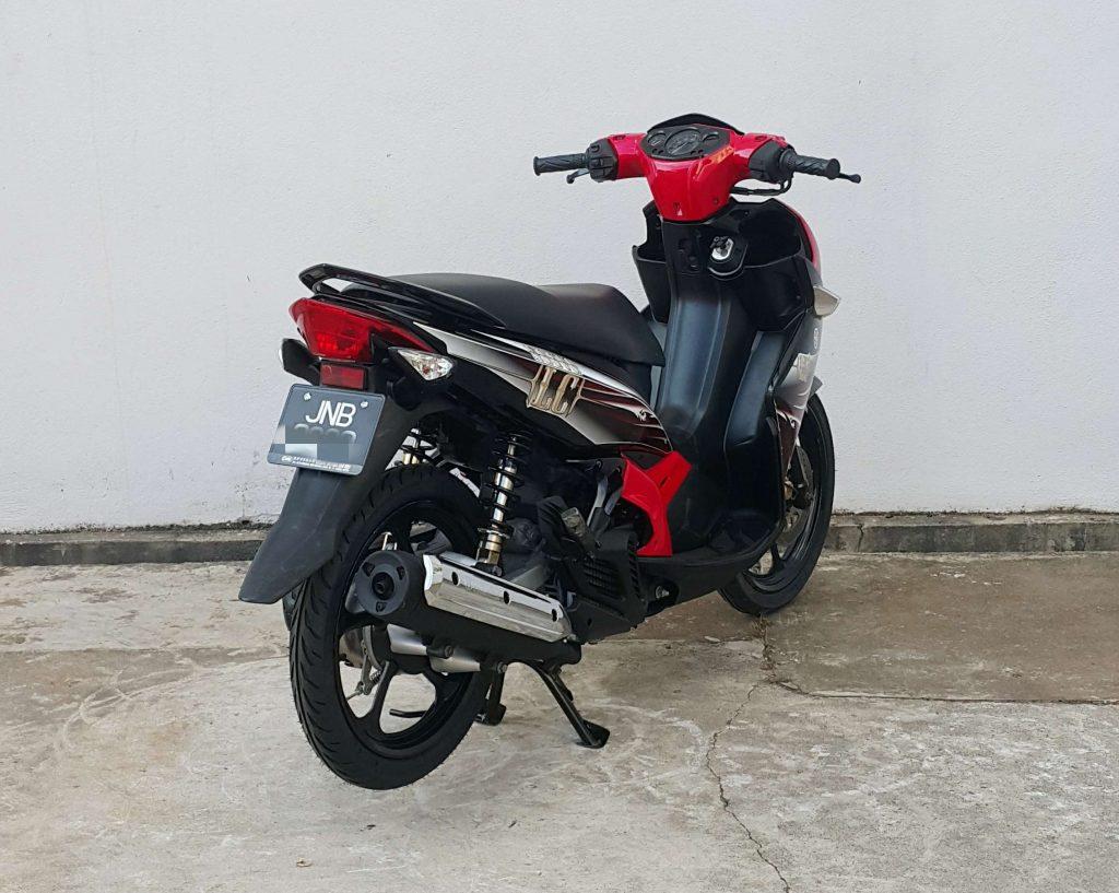 Yamaha Nouvo LC 135 – 2011 – OTR