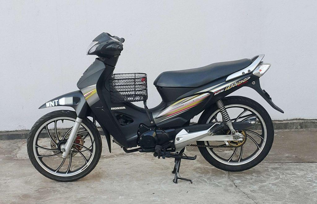 Honda Wave 125 ( First Model ) – 2004 – OTR
