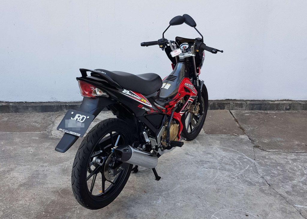 Suzuki Belang R 150 ( Standard ) – 2015 – OTR
