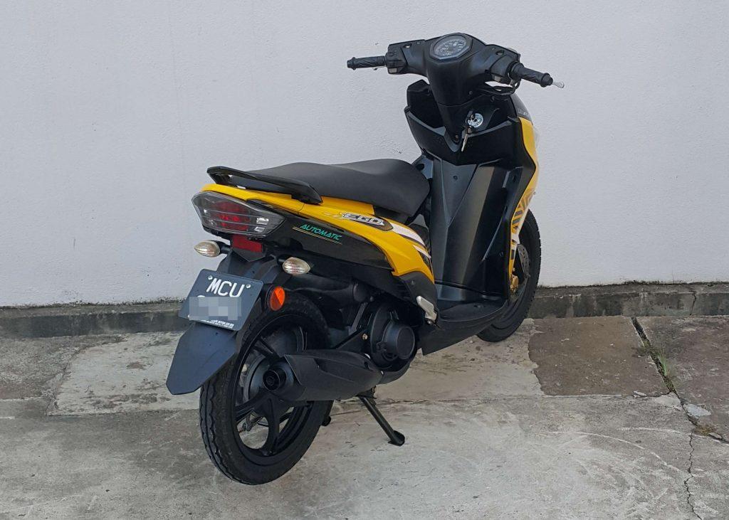 Yamaha Ego S ( Fuel Injection ) – 2016 – OTR