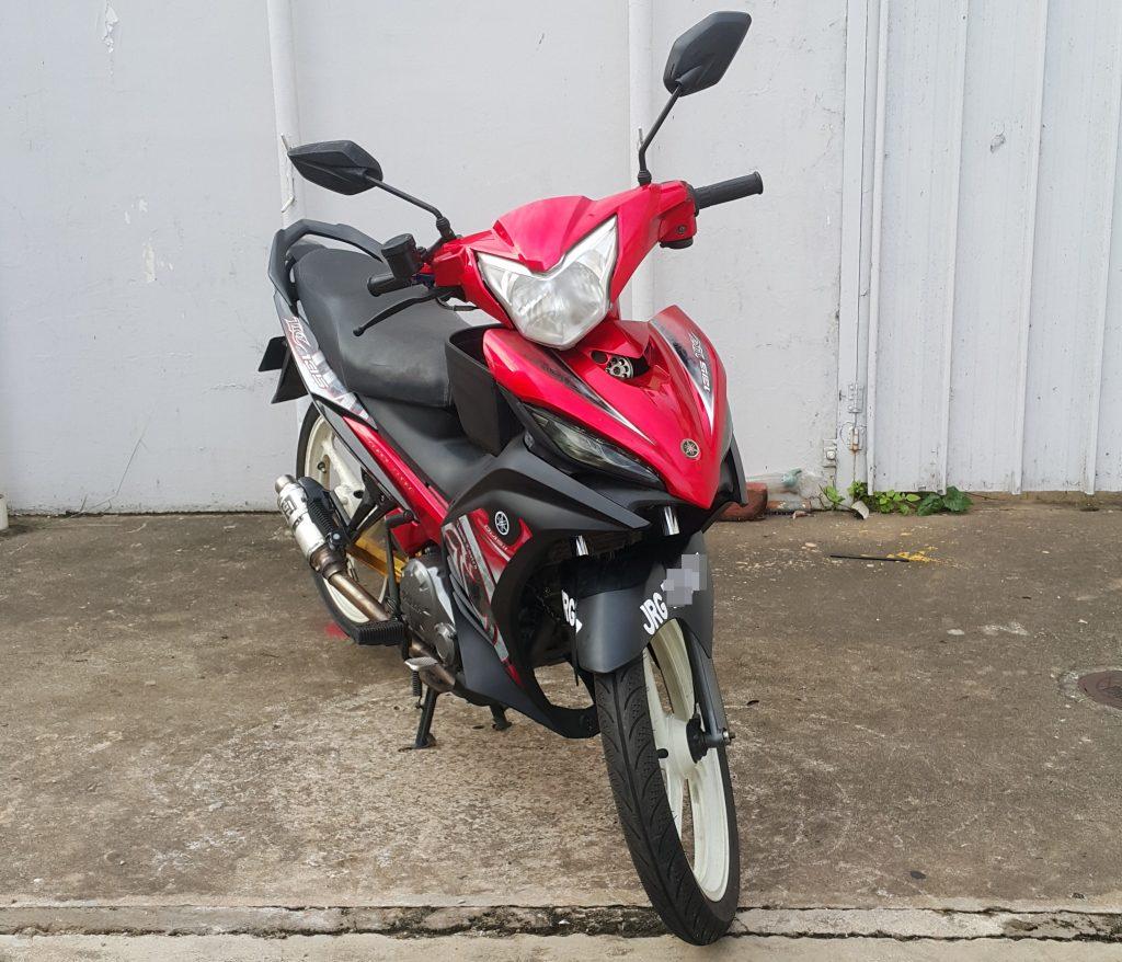 Yamaha LC 135 V3 – 2016 – OTR