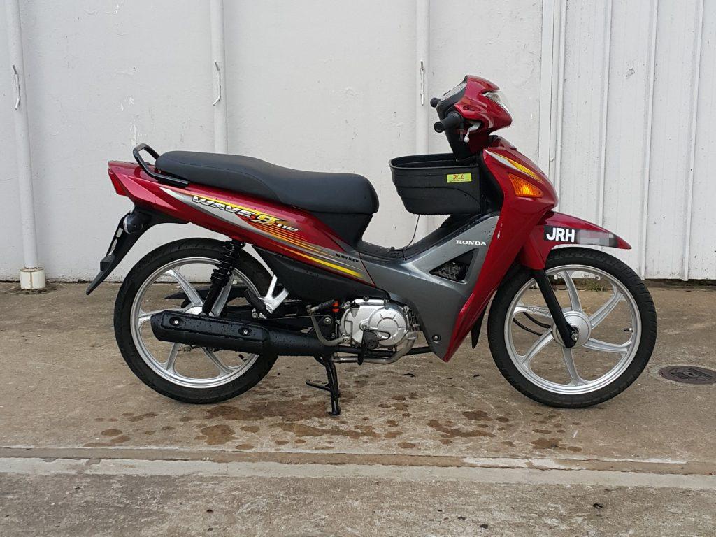 Honda Wave DX 110 – 2016 – OTR