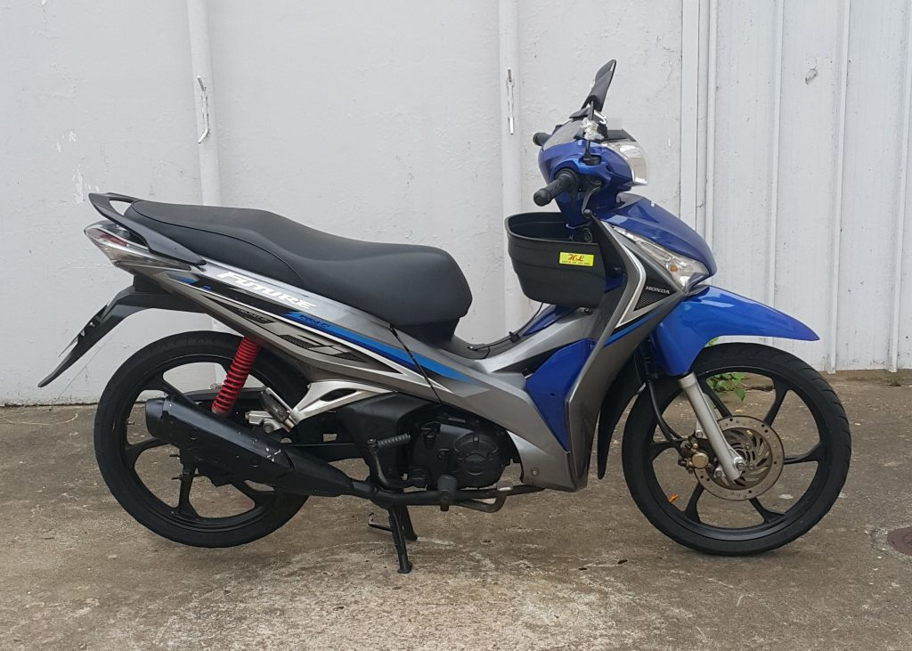 Honda Wave Future 125 Fi – 2014 – OTR