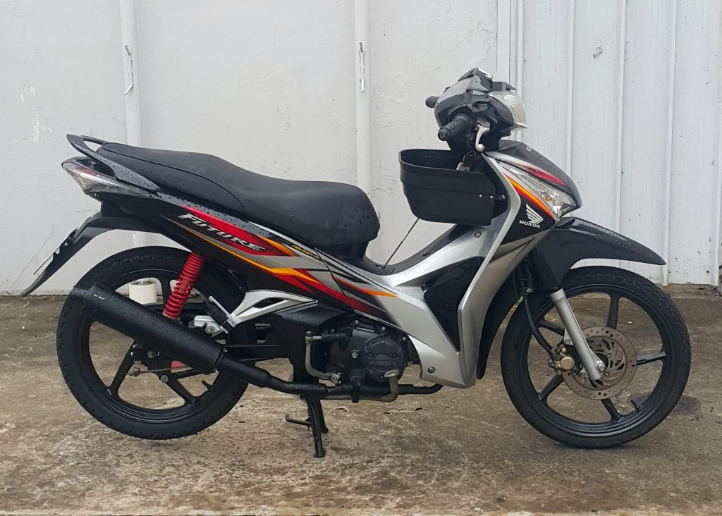 Honda Wave Future 125 – 2015 – OTR