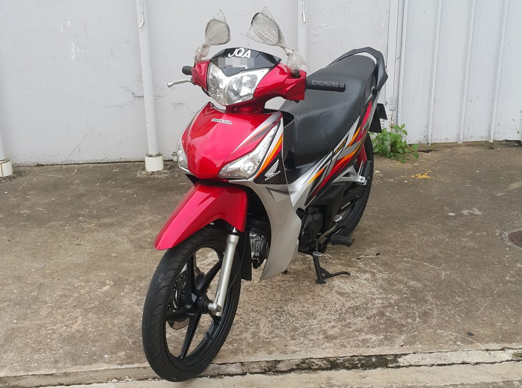 Honda Wave Future 125 Fi ( Lagenda ) – 2014 – OTR