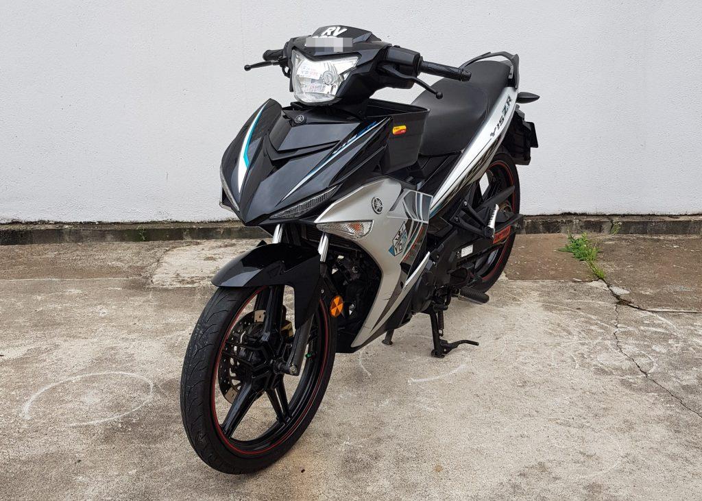 Yamaha Y15zr V1 – 2018 – OTR