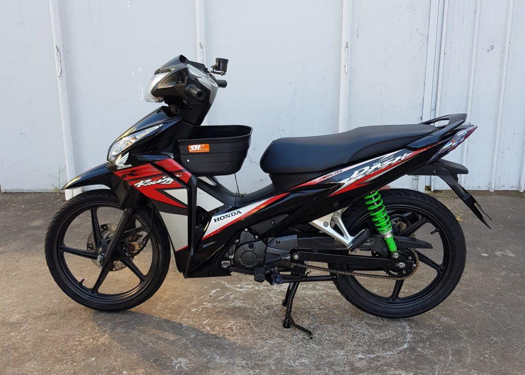 Honda Wave Dash 110 – 2014 – OTR