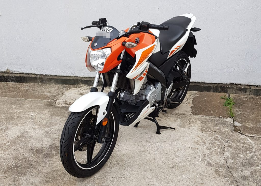 Yamaha FZ150 ( Fuel Injection ) – 2015 – OTR