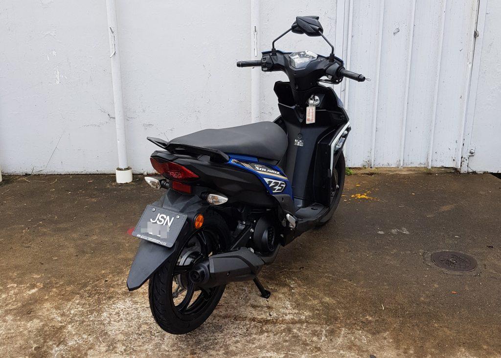 Yamaha Ego Solariz – 2018 – OTR
