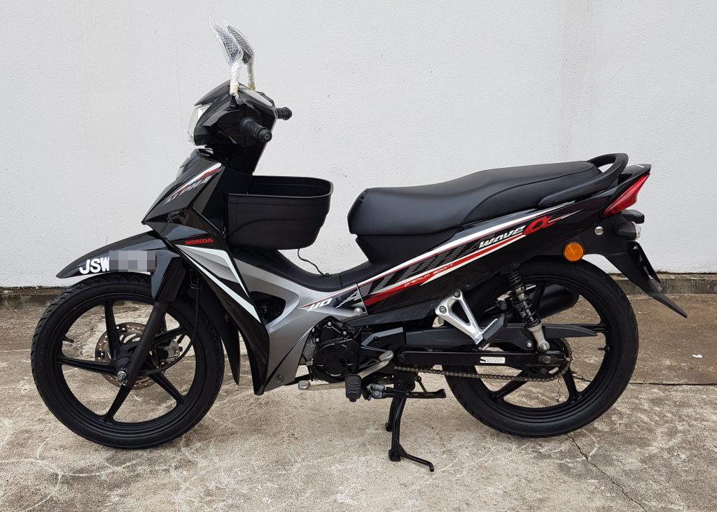 Honda Wave Alpha 110 ( Starter ) – 2018 – OTR