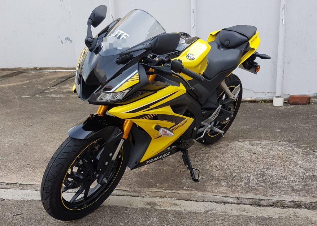 Yamaha YZF-R15 – 2019 – OTR