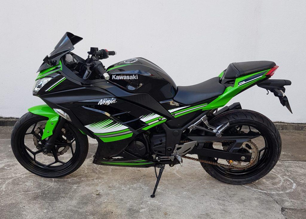 Kawasaki Ninja 250 – 2013 – OTR