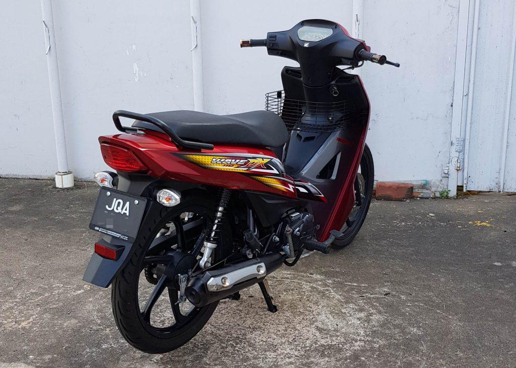 Honda Wave DX 110 – 2014 – OTR