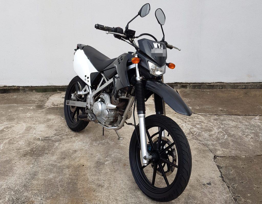 Kawasaki KLX 150 S – 2013 – OTR