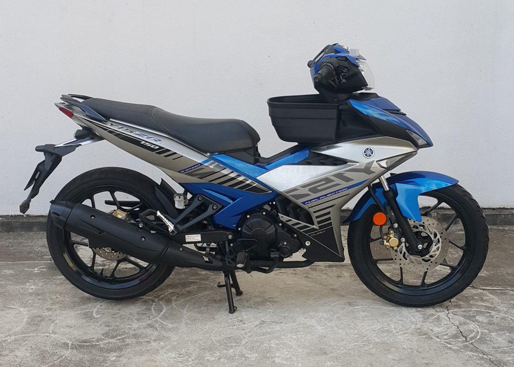 Yamaha Y15ZR V1 – 2017 – OTR