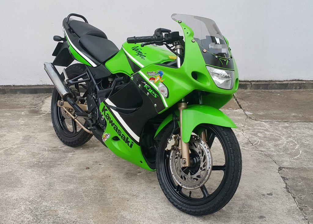 Kawasaki KR150 RR – 2013 – On The Road