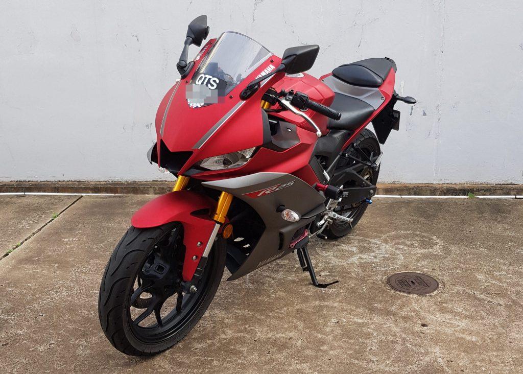 Yamaha YZF R25 V2 – 2019 – OTR