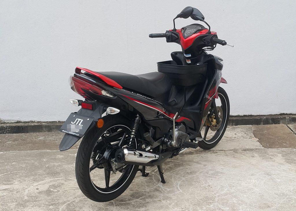 Yamaha Lagenda 115 ZR – 2019 – OTR