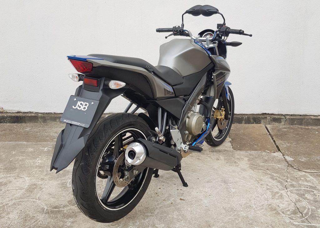 Yamaha FZ150 ( Fuel Injection ) – 2017 – OTR