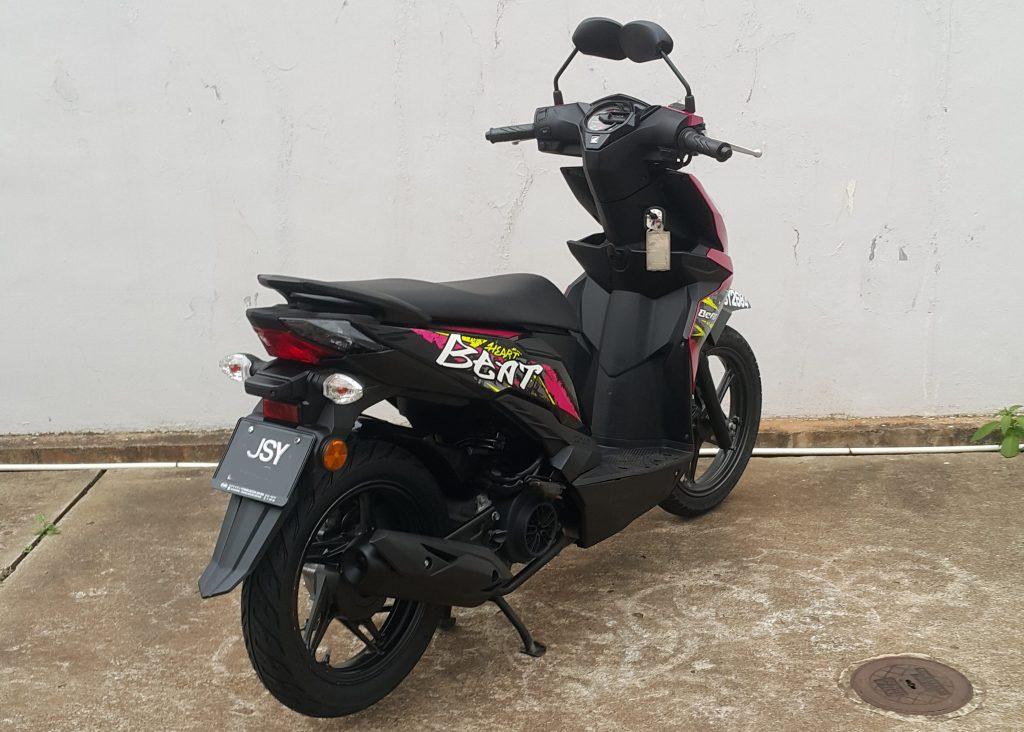 Honda Beat 110 – 2018 – OTR