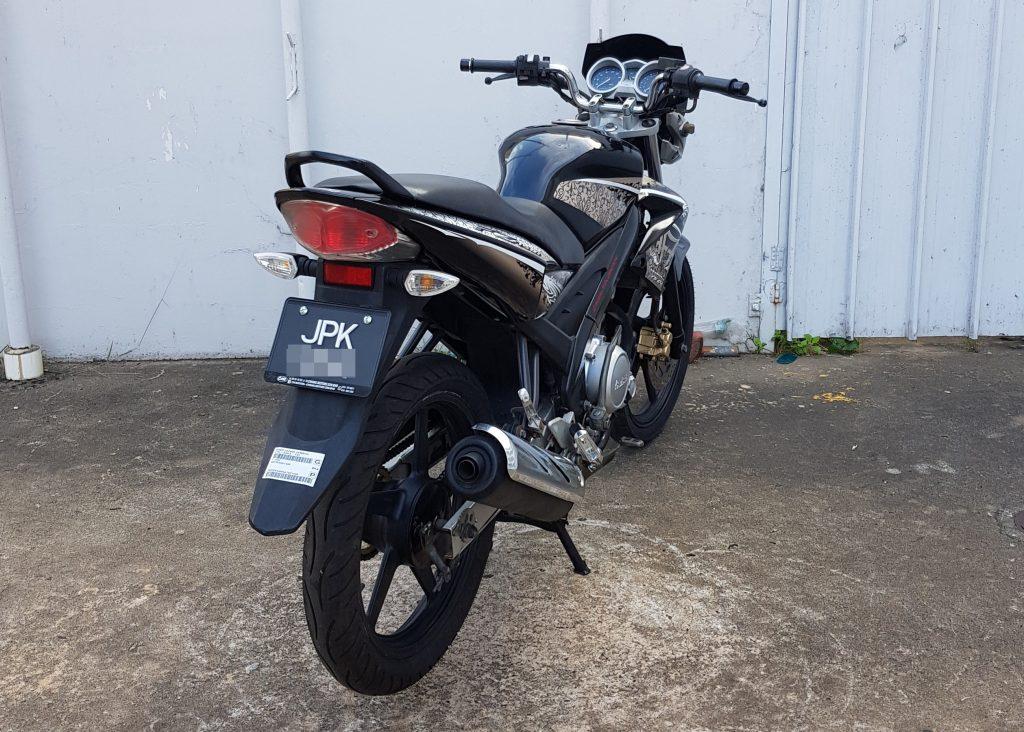 Yamaha FZ150 ( Fuel Injection ) – 2013 – OTR