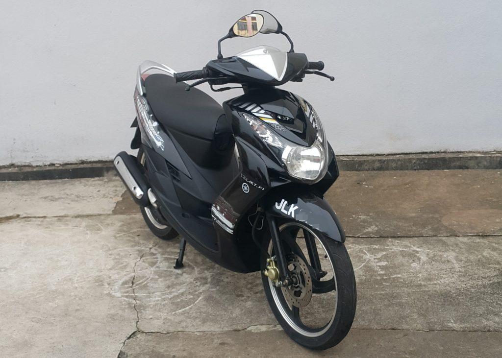 Yamaha Ego S – 2009 – OTR