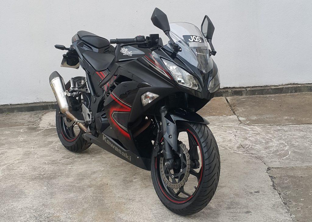 Kawasaki Ninja 250 SE ( Arrow ) – 2015 – OTR