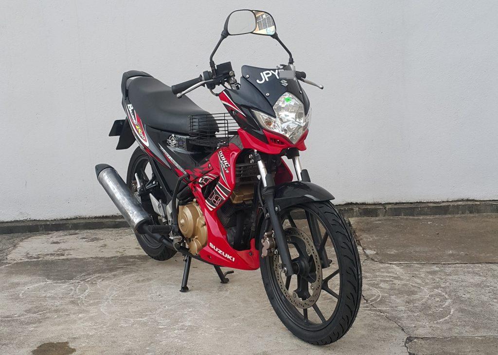 Suzuki Belang R 150 ( Standard ) – 2014 – OTR