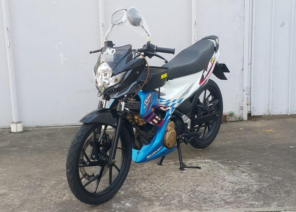 Suzuki Belang R 150 ( Standard ) – 2011 – OTR