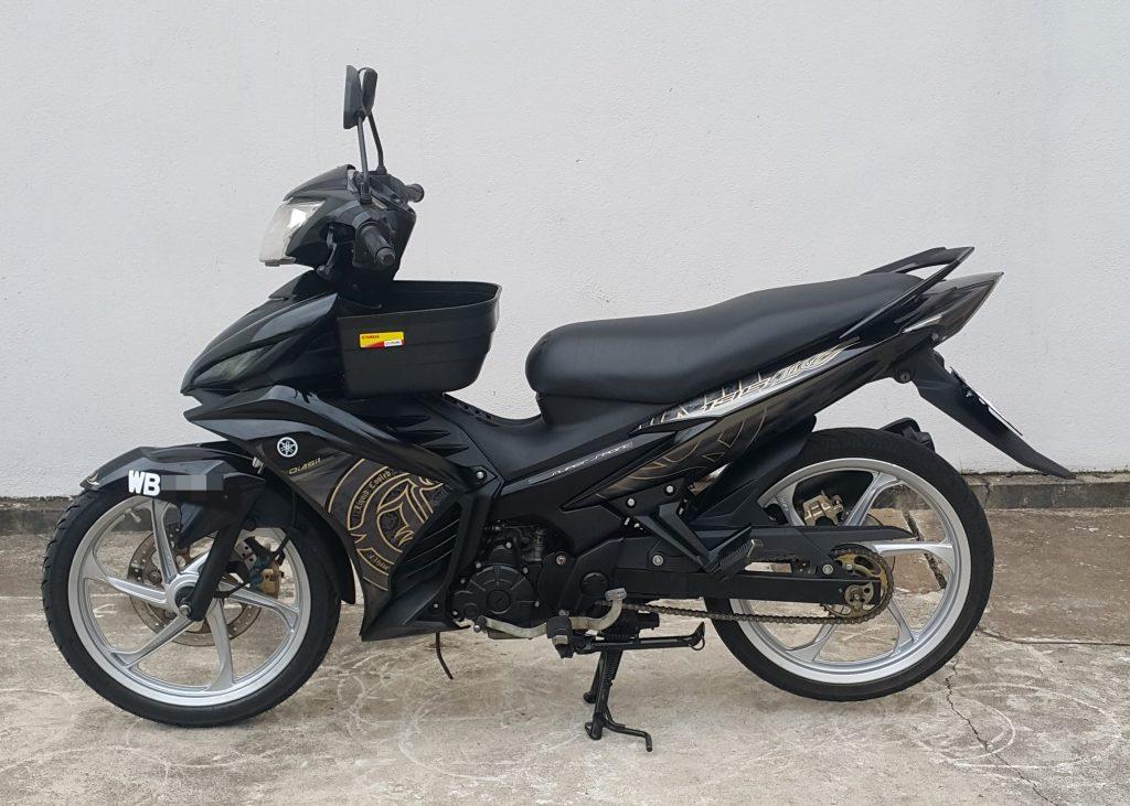Yamaha LC 135 es ( 5 Speed Clutch ) – 2015 – OTR