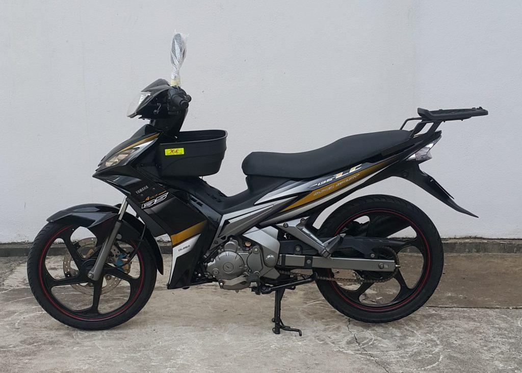 Yamaha LC 135 v1 ES ( Ori Clutch ) – 2008 – OTR